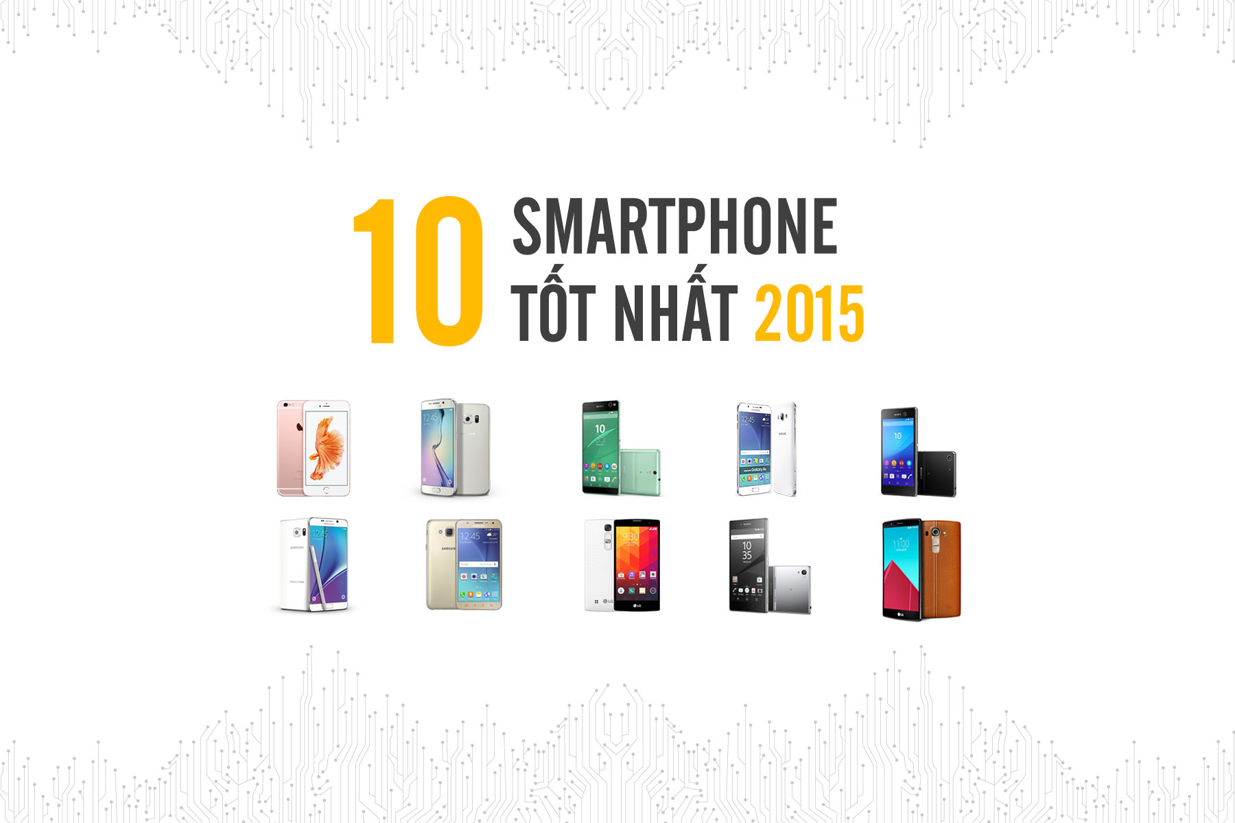 10 smartphone tot nhat 2015 hinh anh 1